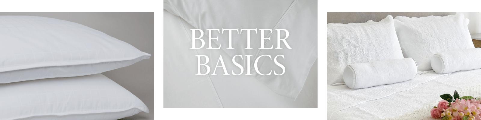 Better Basics