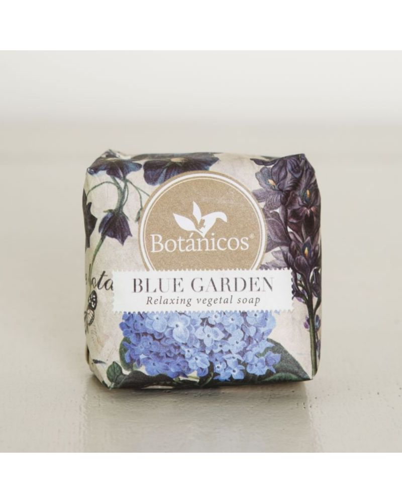 JABON BOTANICO BLUE GARDEN