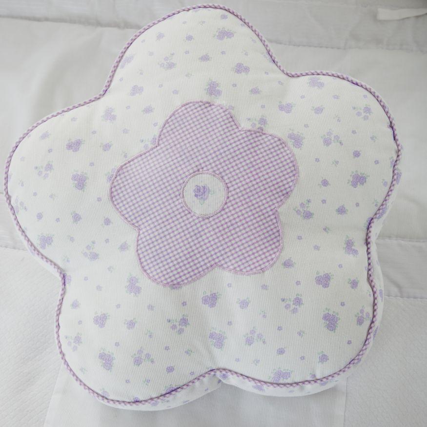 almohadon flor