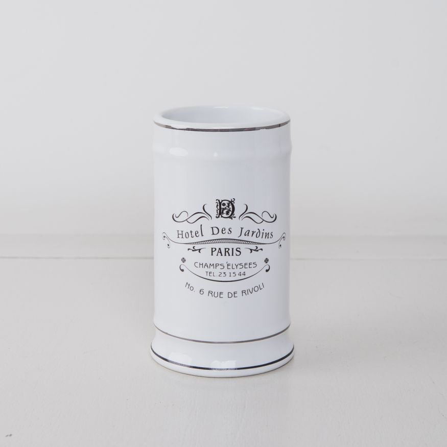 VASO PARIS PORCELANA