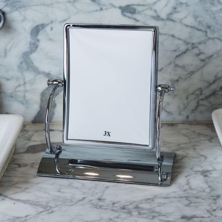 Espejo de Mesa Rectangular